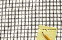 1 x 1 Inch (in) to 10 x 10 Monel Woven Wire Mesh (4MO.035PL) - 2