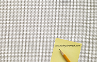 Aluminum Woven Wire Mesh: From 4 x 4 Mesh to 10 x 10 Mesh - 2