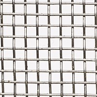 4 x 4 to 10 x 10 Aluminum Woven Wire Mesh
