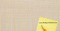 12 x 12 to 40 x 40 Bronze Woven Wire Mesh - 2