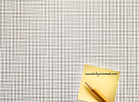 5 x 5 to 18 x 18 - T-304 Stainless Steel Wire Mesh (6304.032PL) - 2