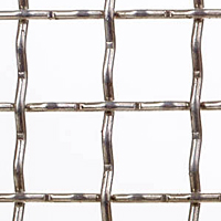 Aluminum Wire Mesh Around the House