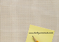 12 x 12 to 40 x 40 Bronze Woven Wire Mesh (12BZ.023PL)