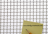 "4 x 4 Inch (in) Opening Size to 3/4 x 3/4 Inch (in) Mesh Galvanized Wire Mesh (3/4""GA.080IN)"