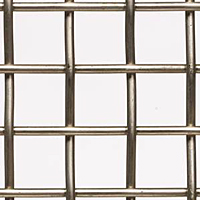 2 x 2 to 4 x 4 - T-304 Stainless Steel Wire Mesh (2304.063PL) - 2