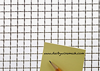 2 x 2 to 4 x 4 - T-304 Stainless Steel Wire Mesh (2304.080IN)