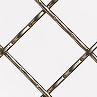 T-304 Stainless Steel Diamond Wire Mesh