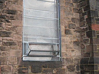 Window Guards & Security Mesh