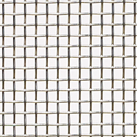 0.225 - 0.0603 Inch (in) Opening Size Galvanized Wire Mesh