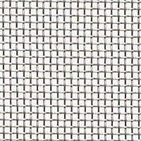 0.0280 - 0.0210 Inch (in) Opening Size Galvanized Wire Mesh