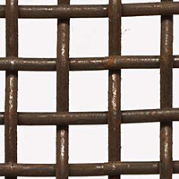 1.00 - 0.253 Inch (in) Opening Size Plain Steel Wire Mesh