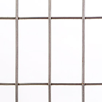 Stainless Steel Welded Wire Mesh for Fencing, Caging, and Enclosures