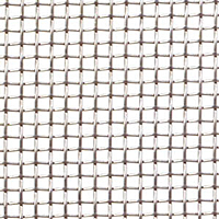 "T-304 Stainless Steel Wire Mesh - By Opening Size: From 0.059"" to 0.030"""