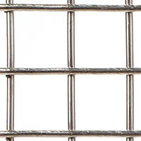 Welded Construction Type T-304 Stainless Steel Wire Mesh