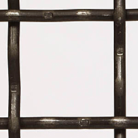 Plain Steel Wire Mesh for Window and Safety Guards