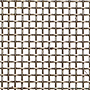 0.078 - 0.030 Inch (in) Opening Size Aluminum Woven Wire Mesh