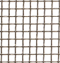 T-304 Stainless Steel Fireplace Screen - 2