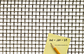 2 x 2 to 4 x 4 - T-304 Stainless Steel Wire Mesh (2304.120PL) - 2