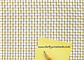 1 x 1 to 10 x 10 Brass Woven Wire Mesh (6BRS.047PL)