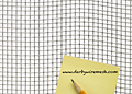 4 x 4 to 10 x 10 Galvanized Wire Mesh (4GA.063PL)