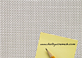 1 x 1 Inch (in) to 10 x 10 Monel Woven Wire Mesh (10MO.041PL)