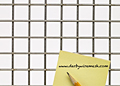4 x 4 Inch (in) Opening Size to 1 x 1 Inch (in) Stainless Steel Welded Wire Mesh (1304.148WD)
