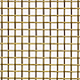 12 x 12 to 40 x 40 Bronze Woven Wire Mesh (12BZ.023PL) - 2