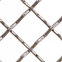 Aluminum Diamond Wire Mesh