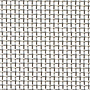 "Galvanized Wire Mesh - By Opening Size: From 0.0280"" to 0.0210"""