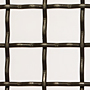 Plain Steel Wire Mesh for Fencing, Caging, and Enclosures