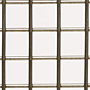 0.937 - 0.203 Inch (in) Opening Size Stainless Steel Welded Wire Mesh