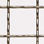 4 x 4 Inch (in) Opening Size to 3/4 x 3/4 Inch (in) T-304 Stainless Steel Wire Mesh