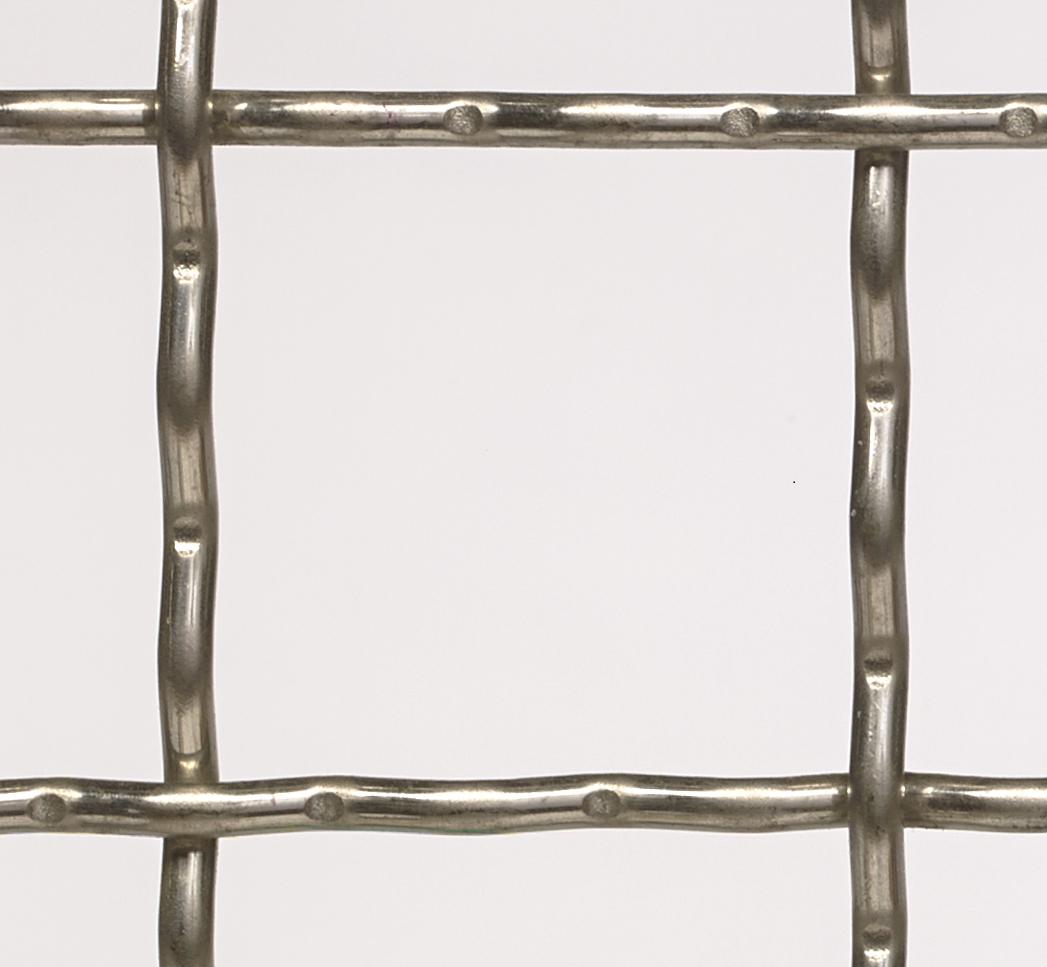 Item 1 1 2 Ga 187in Galvanized Wire Mesh 1 1 2 X 1 1 2 Mesh 0 187 Diameter Wire On Edward J Darby Son Inc