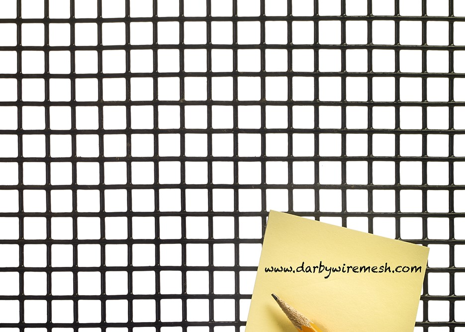 Item # 2VI.063WD, Galvanized Vinyl Coated Wire Mesh - 2 x 2 Mesh ...