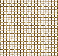 Brass Woven Wire Mesh: From 12 x 12 Mesh to 40 x 40 Mesh