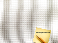 4 x 4 to 10 x 10 Galvanized Wire Mesh (5GA.047PL) - 2