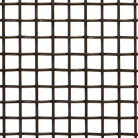 Plain Steel Wire Mesh Popular Fireplace Screens - 2