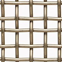 1 x 1 Inch (in) to 10 x 10 Monel Woven Wire Mesh (6MO.035PL) - 2