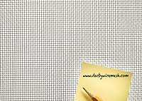 T-304 and T-316 Stainless Steel Woven Wire Mesh