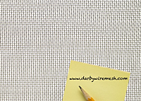 5 x 5 to 18 x 18 - T-304 Stainless Steel Wire Mesh (9304.047PL)