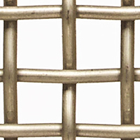 1 x 1 Inch (in) to 10 x 10 Monel Woven Wire Mesh (2MO.063PL)-