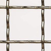 T-304 Stainless Steel Wire Mesh for Fencing, Caging and Enclosures