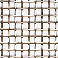 0.225 - 0.060 Inch (in) Opening Size Monel Woven Wire Mesh