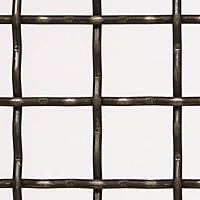 Plain Steel Wire Mesh: Popular in Security and Correctional Facility