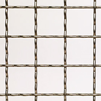 T-316 Stainless Steel Wire Mesh for Fencing, Caging, and Enclosures
