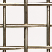 Plain Weave/Crimp Construction Type T-304 Stainless Steel Wire Mesh