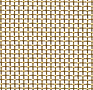 0.0553 - 0.0300 Inch (in) Opening Size Brass Woven Wire Mesh