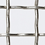 Construction Type Intercrimp or Lock Crimp Galvanized Wire Mesh