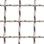 Weave/Crimp Type Intercrimp or Lock Crimp Aluminum Woven Wire Mesh