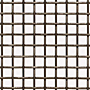 0.228 - 0.060 Inch (in) Opening Size Plain Steel Wire Mesh